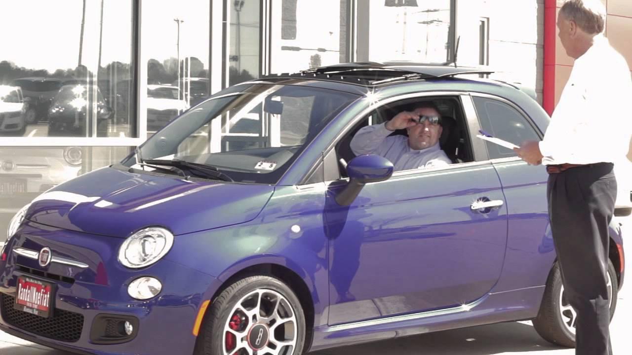 Randall Noe Fiat - Italy - YouTube