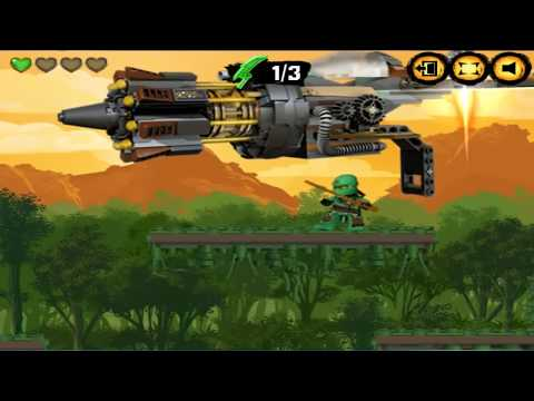 Lego Ninjago Rush Lego Video Game - YouTube