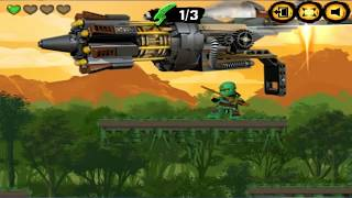 Lego Ninjago Rush Lego Video Game