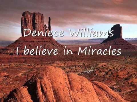 Deniece Williams - I believe in miracles.wmv