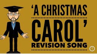 The 'A Christmas Carol' Quotations Revision Song! (with chords)
