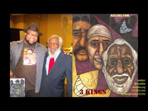 Baba Dick GREgory: Old Man Wisdom Part 1