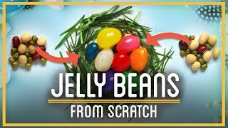 Can you turn BEANS into JELLYBEANS?