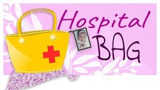 Perlengkapan Menuju Persalinan : Hospital Bag.