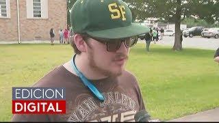 Múltiples víctimas en un tiroteo en una escuela secundaria en el sureste de Houston, Texas.