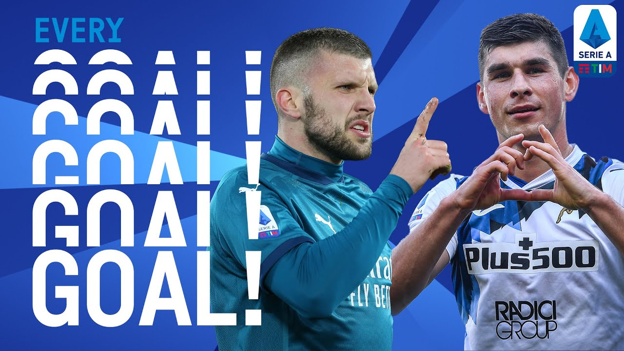 Kessie and Rebic goals put Milan 4 points behind Inter! |  EVERY Goal | Round 24 | Serie A TIM