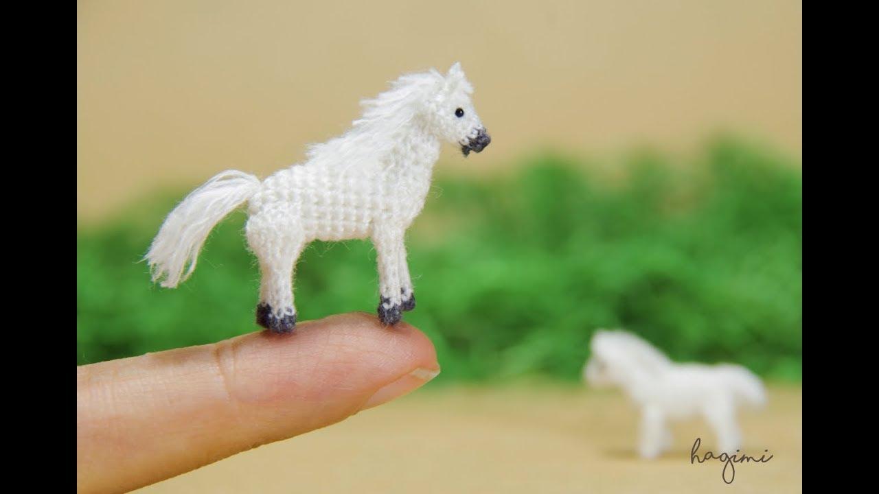 Crochet Horse Patterns | Crochet horse, Horse pattern, Crochet ... | 720x1280