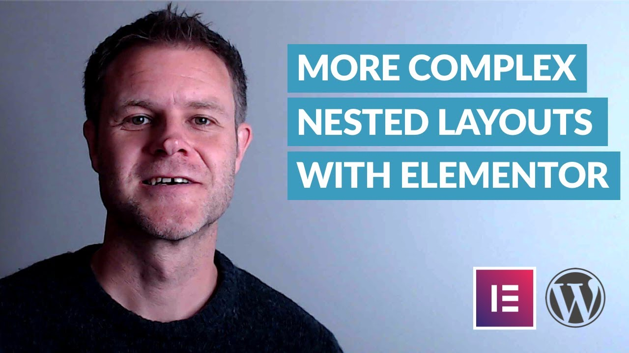 Elementor Pro Tip: How to Create More Complex Nested Layouts