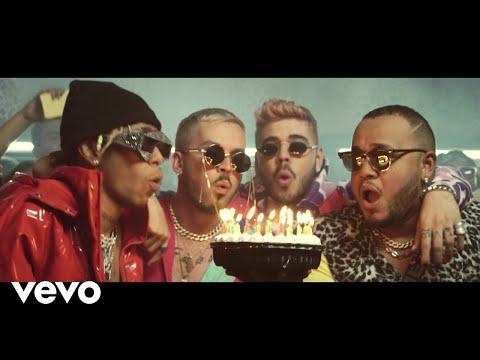 Skinny Happy - Mi Cumpleaños ft. Lalo Ebratt, Yera, Trapical