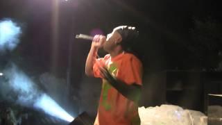 Daddy Freddy feat. Bongo Chilli @ Festa della Canapa 2011