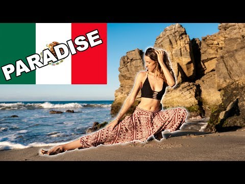 FREE BEACHSIDE LIVING IN MEXICAN PARADISE // don't stop belizen ep. 34
