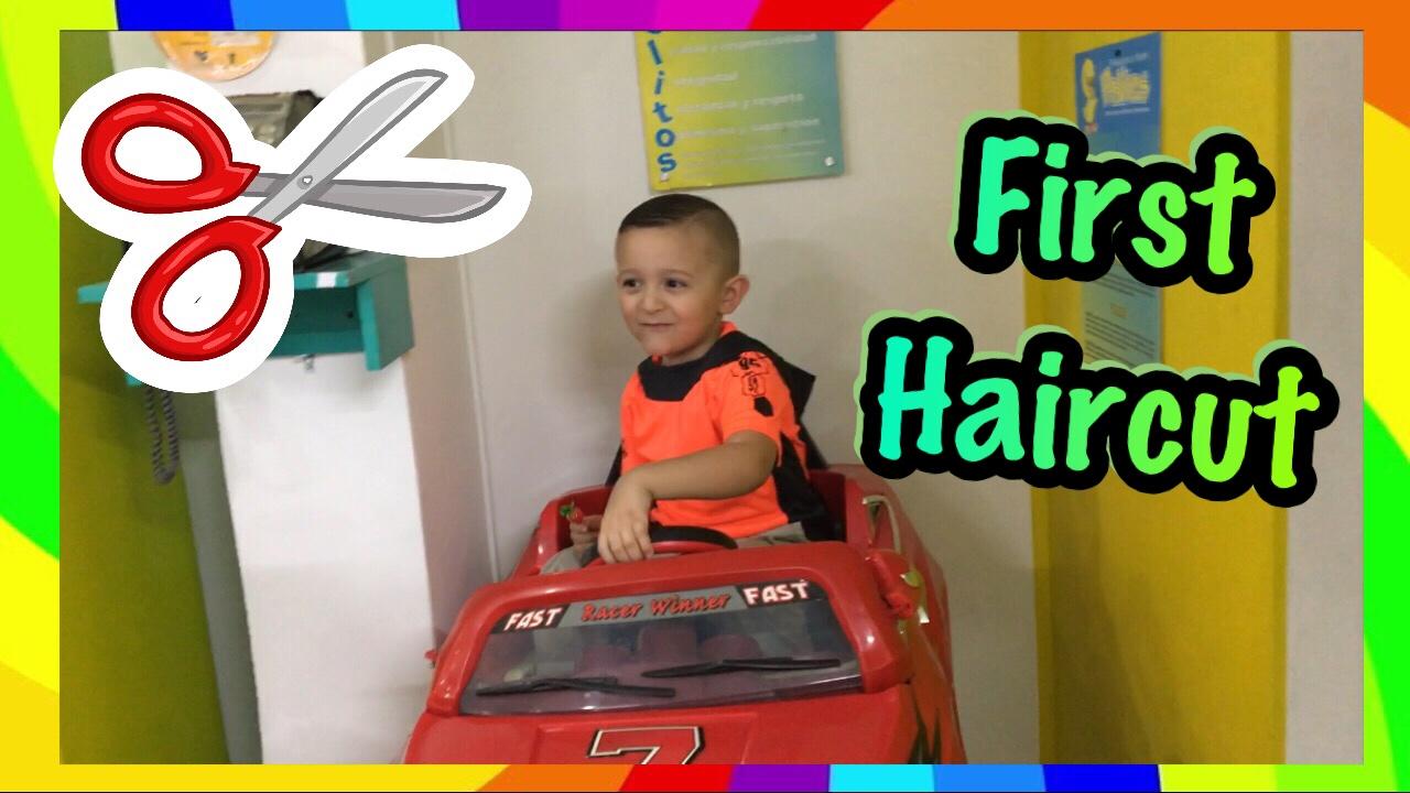 Best Haircuts For Kids 2018 Cute Little Boy Gets A Cute Haircut