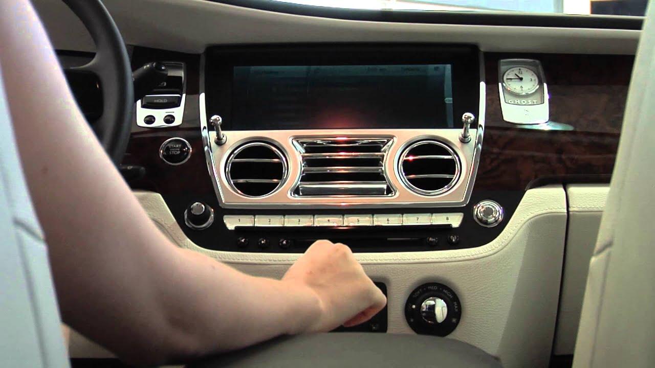 Paul Miller Rolls Royce Bluetooth Tutorial Youtube