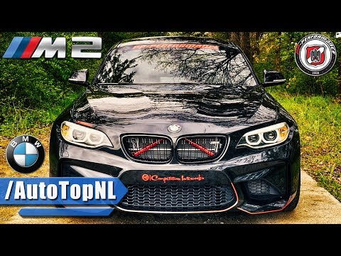 VIDEO: 450 hp BMW M2 by PP Performance