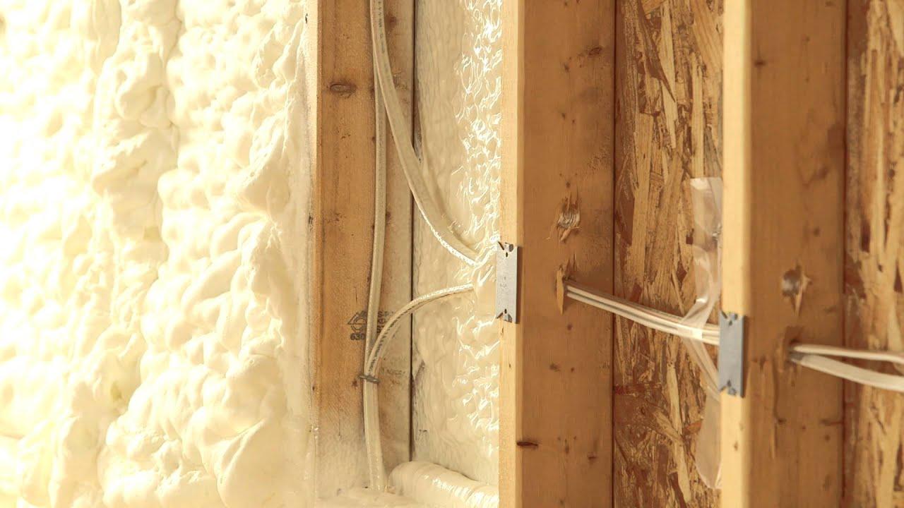 Homeowner Testimonial Icynene Spray Foam Insulation Http Www