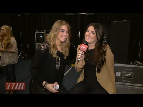 Angie Miller And Kree Harrison On The 'Idol' Summer Tour