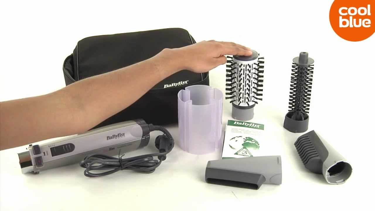 babyliss 2735e krulborstel videoreview unboxing nl be. Black Bedroom Furniture Sets. Home Design Ideas
