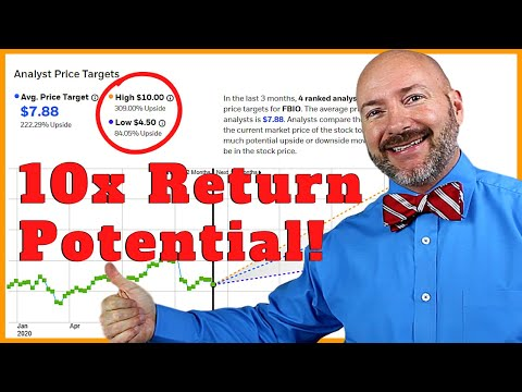 Top 5 Penny Stocks to Buy for 10X in 2021
