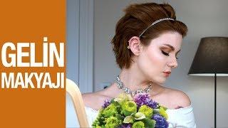 Gelin Makyajı | Kendi Düğün Makyajını Kendin Yap