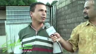 SORAYA HERNANDEZ GOBERNADORA DE MONAGAS VISITA EL NAZARENO