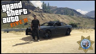 GTA 5 ROLEPLAY - WRECKLESS DRIVING - EP. 466 - LEO
