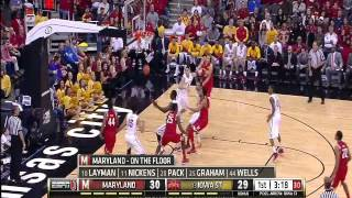 "Maryland Basketball beats #13 Iowa St, shocking ""journalist"" Matt Norlander"