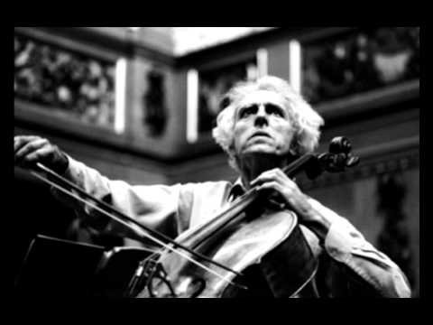 Beethoven - Cello Sonata No. 3 in A major, Op. 69 (Paul Tortelier & Eric Heidsieck)