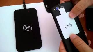 tüm android telefonlar için kablosuz şarj