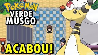 Pokémon Verde Musgo (Detonado - Parte 67) - ÚLTIMOS GINÁSIOS... BUGADOS?