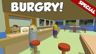 [GEJMR] Speciál - BURGRY s GEJMRem a Jirkou! Frankieho burger!