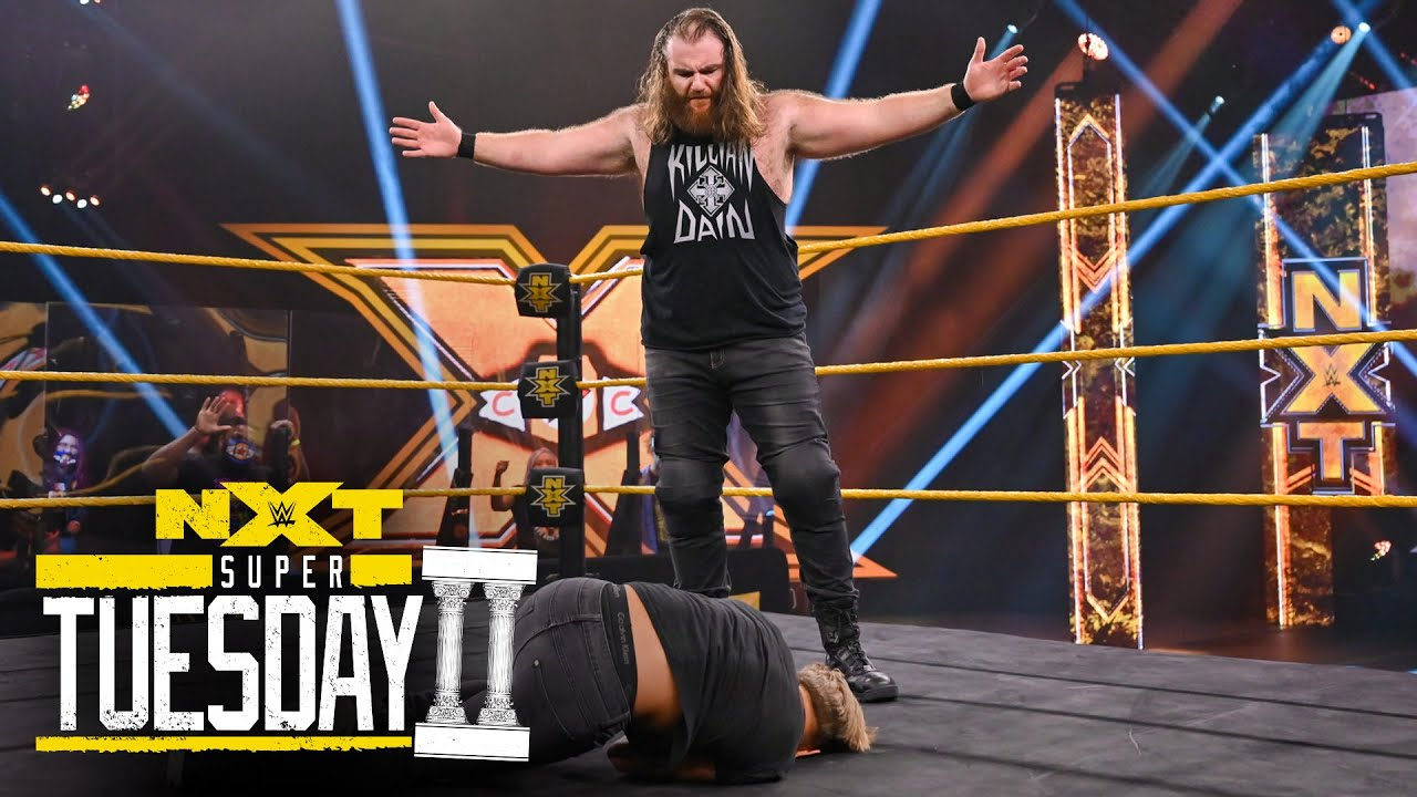 Are Killian Dain And Drake Maverick On The Same Page Nxt Super Tuesday Ii Sept 8 2020 Youtube