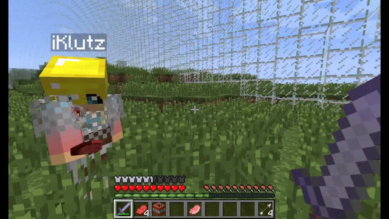 NAKED GIRLFRIEND MURDERED!? (Minecraft Roleplay) - YouTube
