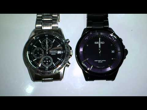 SEIKO Preliminary of the date function