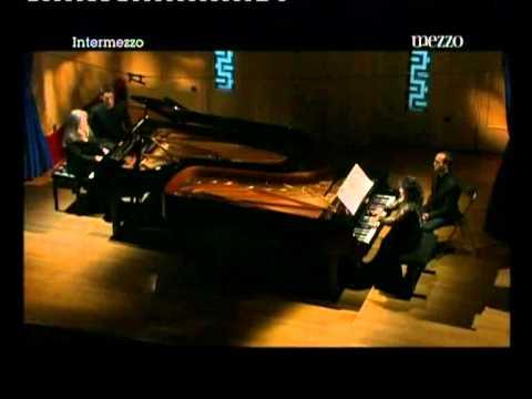 Martha Argerich & Akiko Ebi,Suite 2 OP,17Mvt,4 by S,Rachmaninov