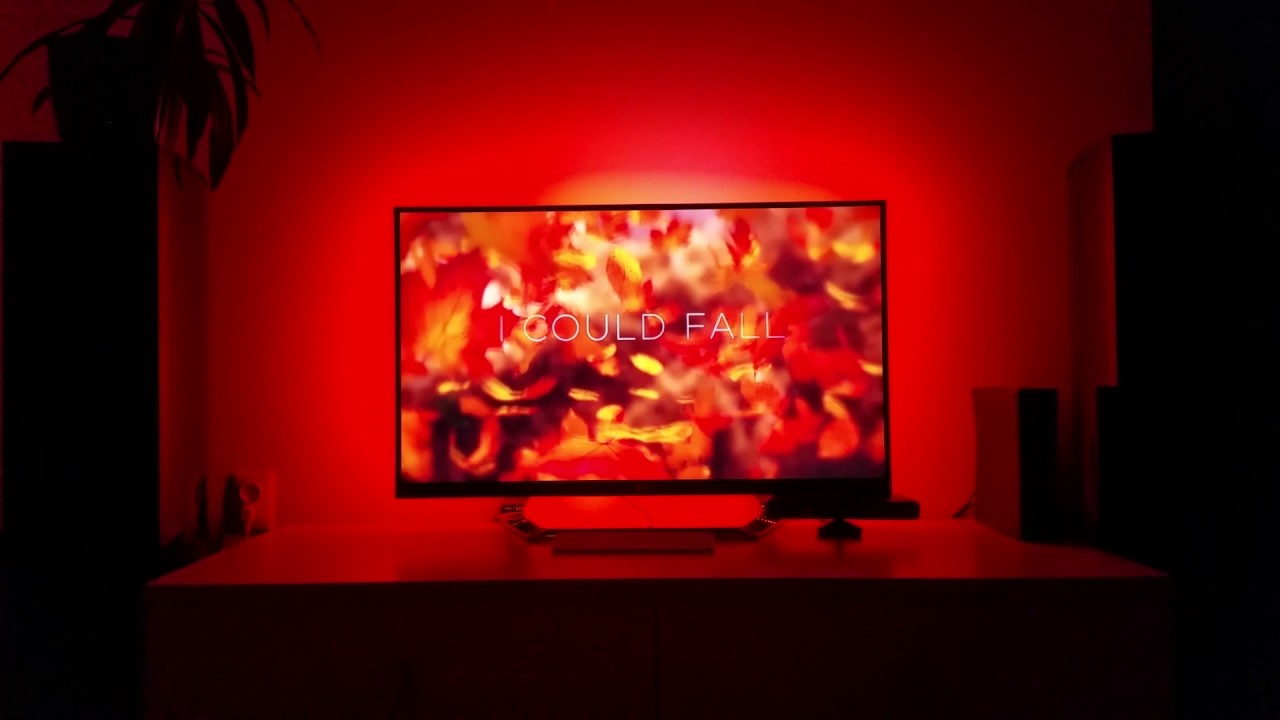 Ambilight with apa102 led strip - Rpi3 + hyperion