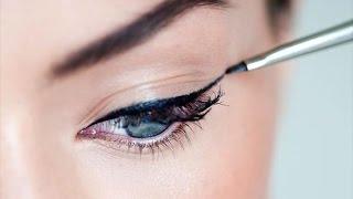 ♥Как рисовать стрелки на глазах♥(Видео урок: Как рисовать стрелки на глазах. На первый взгляд, «стрелки» на глазах кажутся просты в исполнен..., 2015-09-07T11:38:44.000Z)