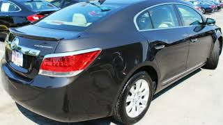 Used 2013 Buick LaCrosse Saint Louis, MO #B18003A