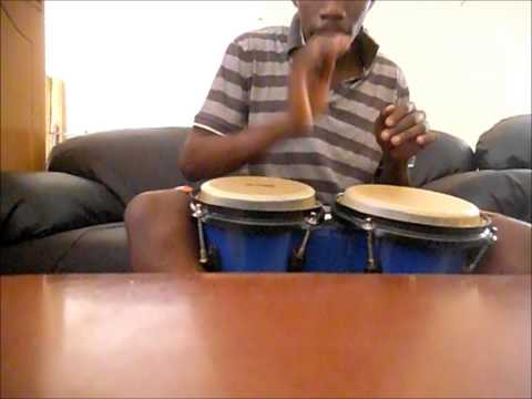 LAW RIZZY OF SOLID GROUND SAMPLING BONGO DRUMS