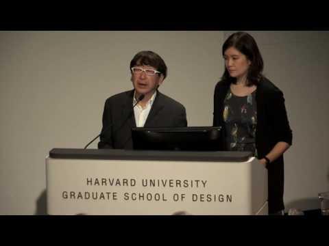 """Kenzo Tange Lecture: Toyo Ito, """"Tomorrow's Architecture"""""""