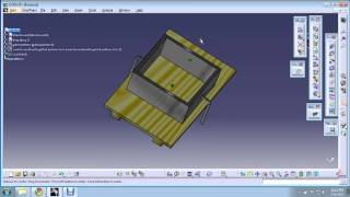 Sand Moulding Procedure Using Gatted Pattern In Catia V5