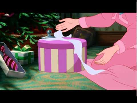 Joyeux no l avec lady la belle et le clochard i disney - Joyeux noel disney ...