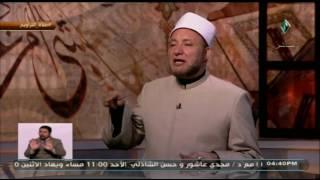 بالفيديو.. «أمين الفتوى» يوضح حكم غلق الطريق لصلاة التراويح