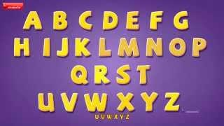 Alphabet song for Children l ABC Rhyme