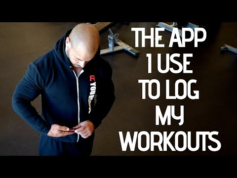 THE APP I USE TO LOG MY WORKOUTS DAY 103