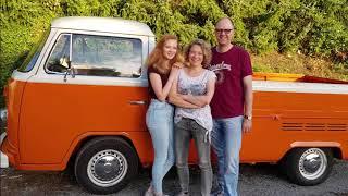 Roadtrip zum Gardasee mit dem VW T2 Bulli Teil 1 | Bulli Garage Vlotho
