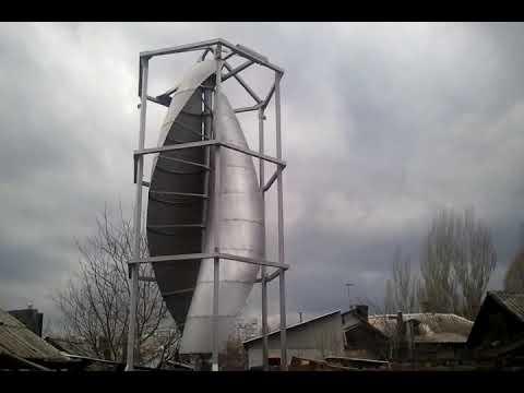 Ветряк самодельный 5kw Луганск