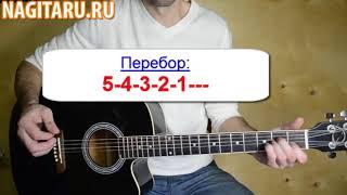 Как играть В. Стрыкало - Наше лето (Яхта, парус). Аккорды и разбор | Песни под гитару - Nagitaru.ru