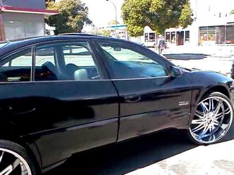 2000 Pontiac Bonneville Ssei Supercharged On 26s Youtube