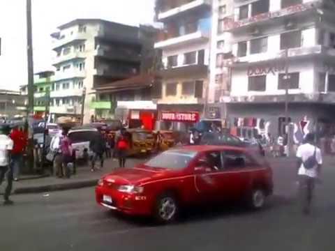Monrovia Liberia, West Africa 2017