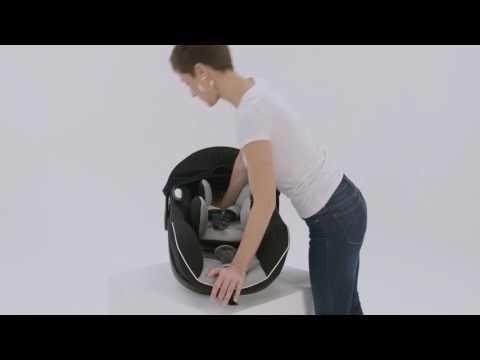 Siège-Auto SATELLITE - MyCarsit - Groupe 0+ - Vidéo d'installation